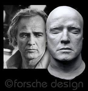 9b07d1d46c08f Marlon Brando Life Mask Don Vito Corleone The Godfather Apocalypse ...