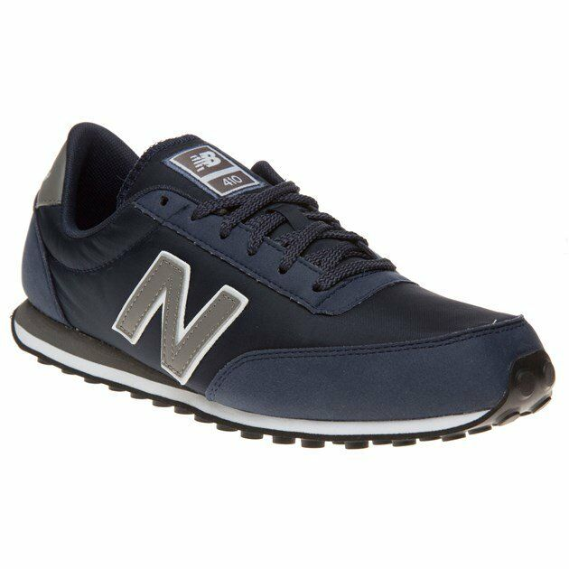 New MENS NEW BALANCE blueE 410 NYLON Sneakers Retro