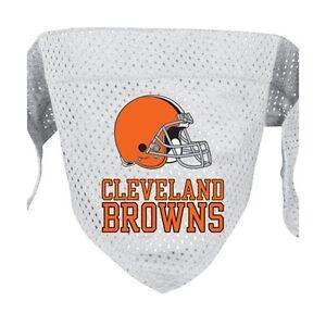 fa2b43daa Image is loading Cleveland-Browns-Pet-Dog-Bandana-Large