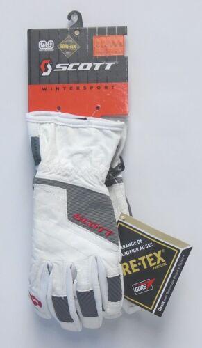 Size Small Scott Bolton White Gloves