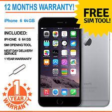 Apple iPhone 6 64GB Factory Unlocked - SPACE GREY