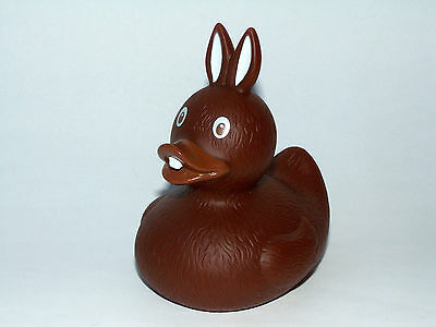 Rubber duck * chocolate bunny * Easter * Easter basket * Schoko-Hase