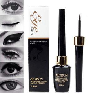Cool-Liquid-Eyeliner-Waterproof-Eye-Liner-Pencil-Pen-Black-Make-Up-Comestics-Set