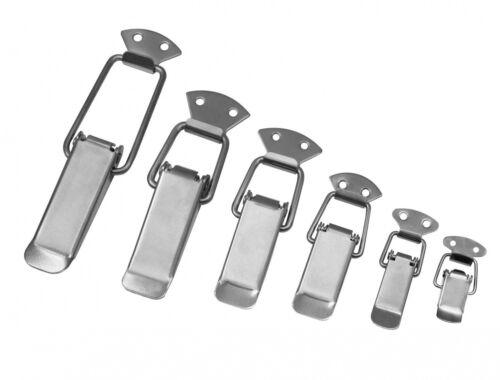 Spannverschluss Edelstahl Kistenverschluss Hebel Verschluss Kofferverschluss