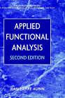 Applied Functional Analysis by Jean-Pierre Aubin (Hardback, 2000)
