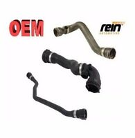 Bmw E46 6cyl Radiator Hose Kit (3 Pcs) Upper Lower Expansion Tank Coolnat Water on sale