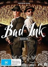 BAD INK: Season 1 DVD TV SERIES REALITY TV BRAND NEW SEALED RELEASE 2-DISCS R4