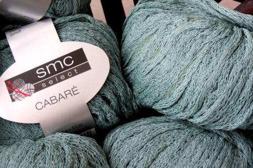 650 G cabare SMC Select Schachenmayr Lana FB 04272 Kim canne Verde Maglione