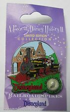 Disney DLR Piece of Disney History Disney Railroad Mickey Mouse PP Pin