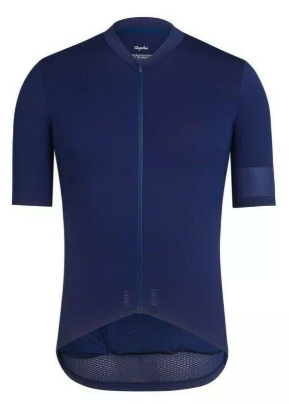 Rapha PRO TEAM Midweight Jersey Navy BNWT Size M