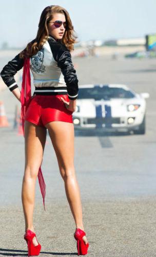 Carreras de coche de carreras Ford GT GT40 Leman SPORT RACE CAR 1 18 Diecast carrusel Blanco 24