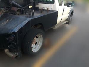 2005 Ford f450 6.0 diesel 4x4 jerr Dan dual piston full wrecker