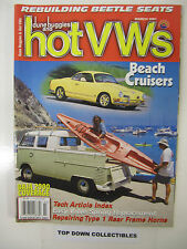 Hot V Ws & dune buggies  March 2001  Beach Cruisers/BAJA 2000 Coverage