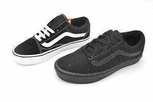 zapatillas vans tela hombre