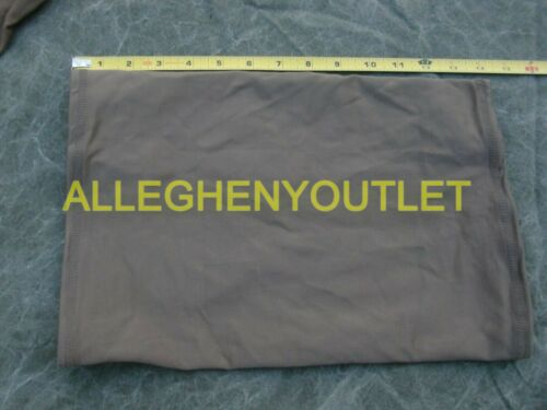 US Military Neck Gaiter Poly Pro NSN 8440-01-387-8509 Coyote Brown EXC