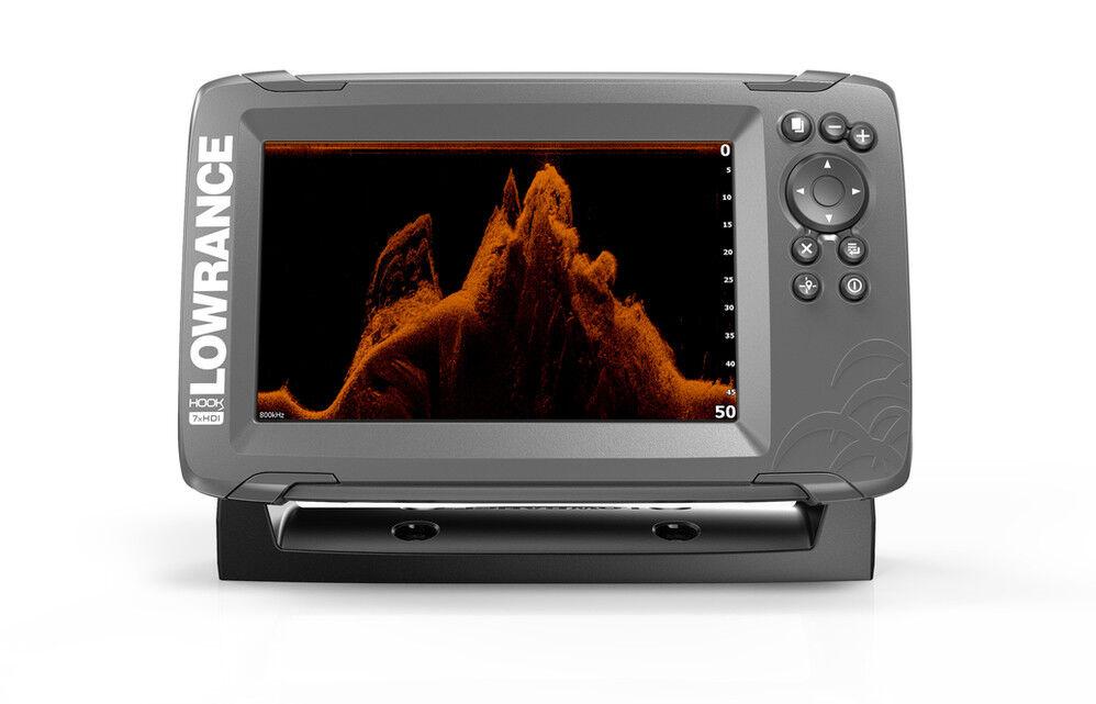 Lowrance Lowrance Lowrance Hook2-7x GPS SplitShot Echolot 15fc05