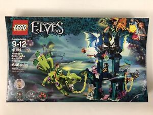 LEGO-Elves-41194-Noctura-039-s-Tower-And-The-Earth-Fox-Rescue-Brand-New-Sealed
