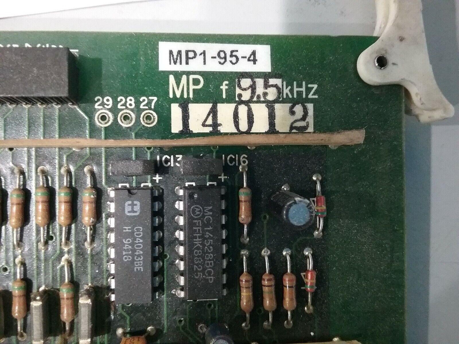 Calentador De Barra Board MP1-95-4