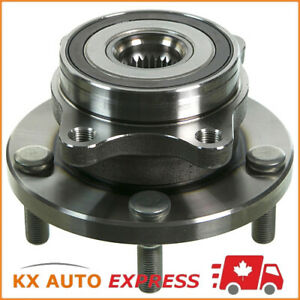 FRONT-Wheel-Bearing-amp-Hub-Assembly-for-Subaru-Legacy-Outback-WRX-STI