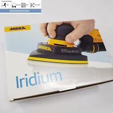 Mirka Iridium Sanding Discs Delta 93x93x93 MM Ceramic Grain Selectable