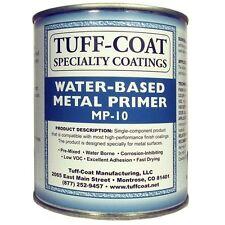 Tuff-Coat Water-Based Primer for Aluminum & Steel Quart MP-10-QT