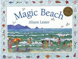 Magia-Playa-por-Alison-Lester-Libro-de-Bolsillo-9781741144888-Nuevo