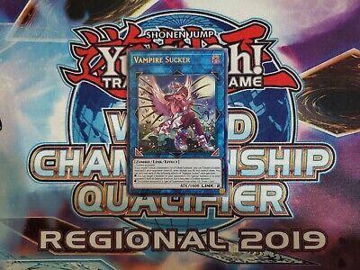 YUGIOH Vampire Sucker MP19-EN030 Ultra Rare Near Mint FAST