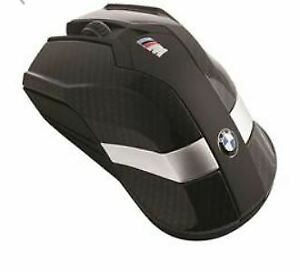 BMW Genuine OEM Motorsport Wireless Mouse 80-29-2-410-405