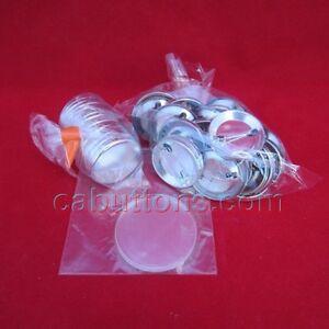 "1.5 Tecre Complete Pinback Button Badge Machine Parts Standard Set 1-1/2"" inch"