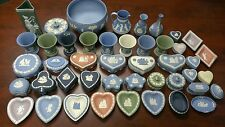 Wedgwood Jasperware Collection Terracotta Lilac Green Blue White Primrose Lot