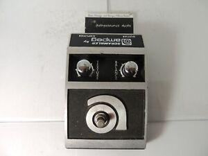 1969 Ampeg Scrambler Octave Fuzz Effects Pedal Original Issue Vintage Rare