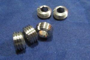 Alloy Steel Hollow Lock Set Screw Thread Size 3//8-16