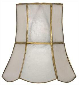Capiz Shell Chandelier Shade