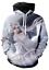 MenWomen-3D-Print-Anime-Sailor-Moon-Casual-Hoodie-Sweatshirt-Jacket-Pullover-Top miniature 25