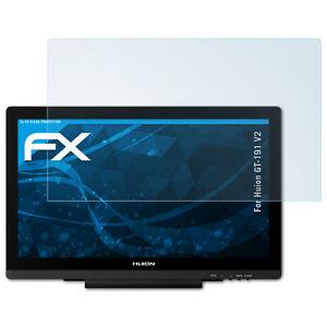 atFoliX-2x-Schermbeschermer-voor-Huion-GT-191-V2-Screen-Protector-duidelijk