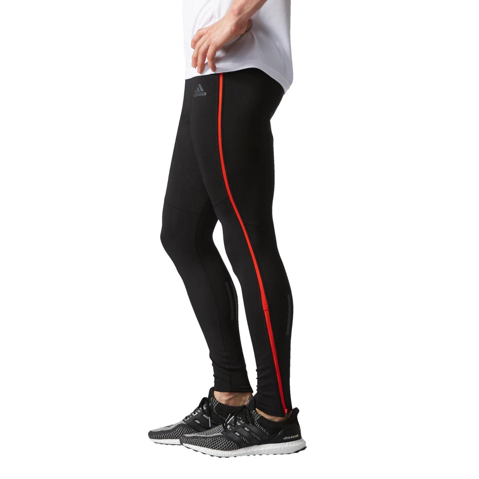 Adidas Herren Strumpfhosen Laufen Gamaschen Response Lang Training