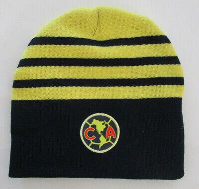club America Beanie Skull Cap Hat Agulias del America FMF Mexico navy