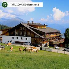 Osttirol 8 Tage Lienz Reise Alpengasthof Bidner Hotel Gutschein Halbpension