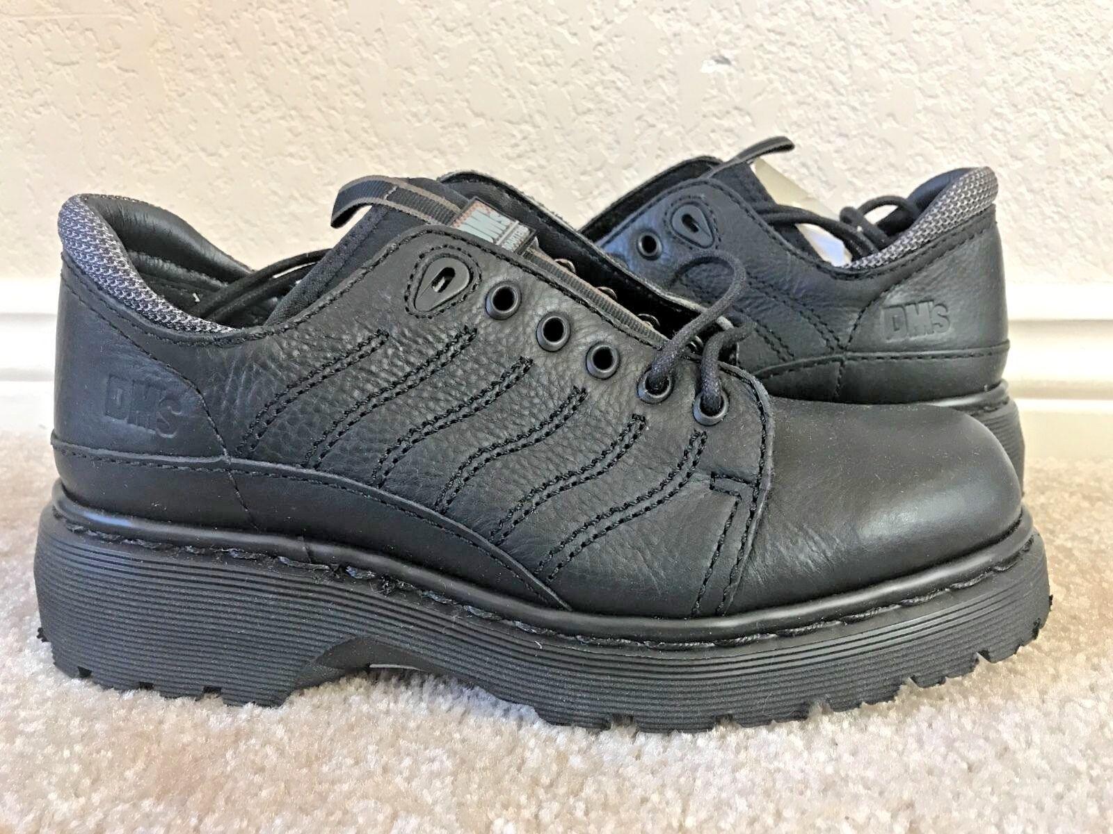 Dr. Martens donna`s  Made in England oxford scarpe da ginnastica scarpe nero ALL DimensioneS