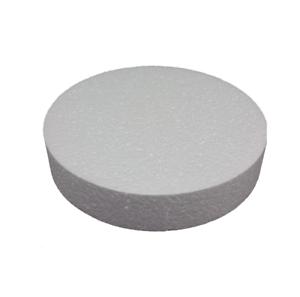 """SQUARE FOAM 9/"""" 5/"""" High Styrofoam Polystyrene Cake Dummy"""
