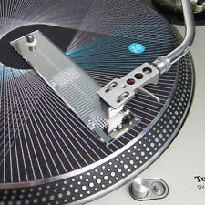 Turntable Phono Cartridge Stylus Alignment Protractor Tool Mirror Baerwald