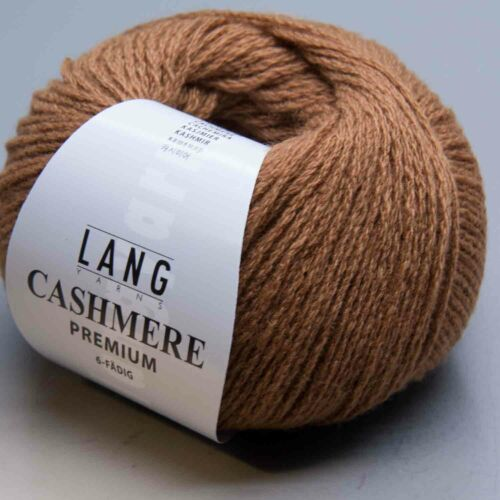Lang Yarns Cashmere Premium 139 Ll 115m//25g Needle Thickness 3,5-4,5