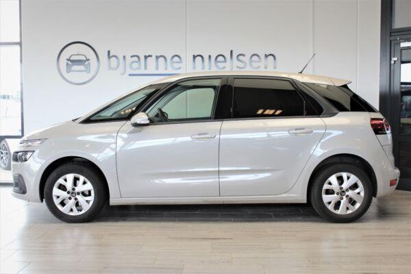 Citroën C4 SpaceTourer 1,6 BlueHDi 120 Iconic - billede 1