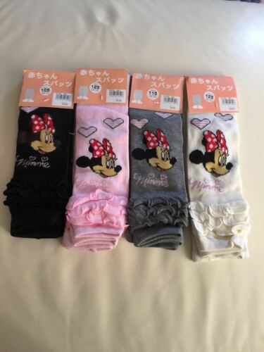 NEW  Kids Toddler Girls Minnie Mouse Infant Cotton Knit Legging Size 2.3.4.5