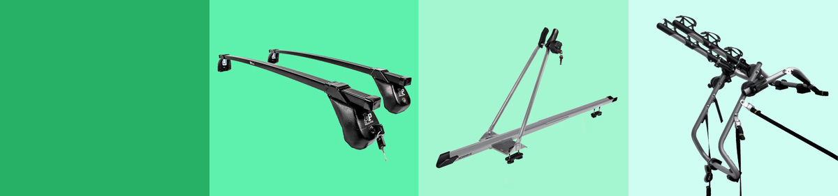 Shop event Up to 15% off Roof Racks & Bike Racks Including free delivery.