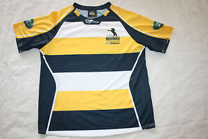 2015 ACT Brumbies Captains Run Mens Training T Shirt sizes: S only
