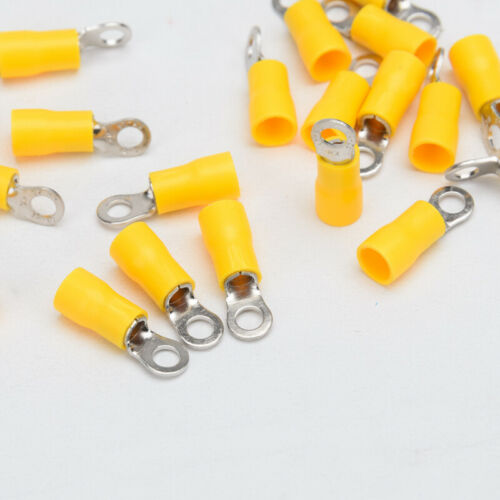 Wholesale Male /& Female Spade Blade Connectors Insulated Wire Crimp Terminal