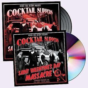 Saint Valentine S Day Massacre By Cocktail Slippers Vinyl Jun