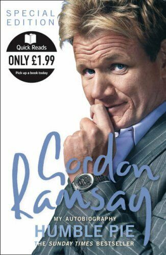 Humble Pie (Quick Reads) By Gordon Ramsay