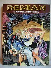 Demian nr 10 - La montagna insanguinata -  Sergio Bonelli Editore 2007